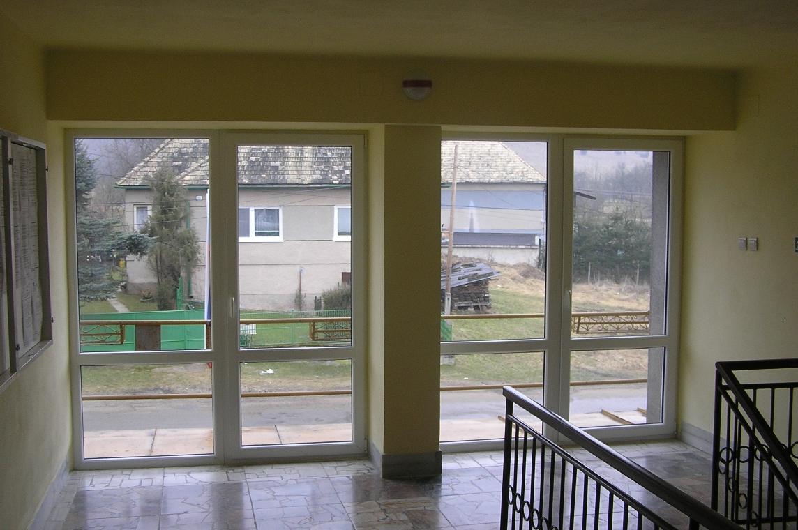 Modernizácia kultúrneho domu v Ružinej